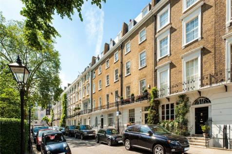 Montpelier Square, SW7. 6 bedroom terraced house for sale