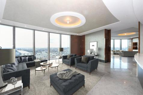 St. George Wharf, Nine Elms Lane, London, SW8. 3 bedroom flat for sale