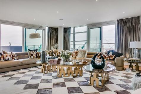 Ensign House, Juniper Drive, London, SW18. 6 bedroom flat