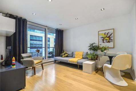 Hanover House, St Georges Wharf, London, SW8. 2 bedroom flat