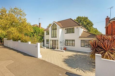 Cottenham Park Road, London. 5 bedroom detached house for sale
