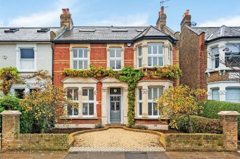 Kings Road, Wimbledon. 6 bedroom semi-detached house for sale