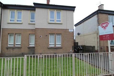 West Kirk Street, Airdrie, North Lanarkshire, ML6. 2 bedroom flat