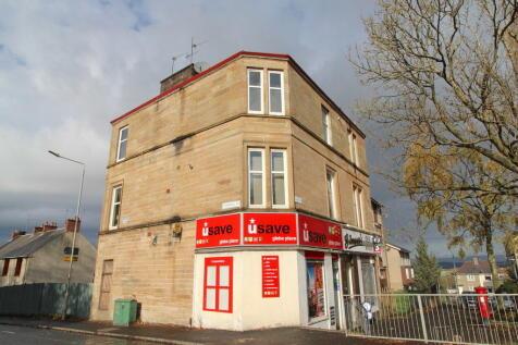 Vicarland Street, Cambuslang, South Lanarkshire, G72. 1 bedroom flat