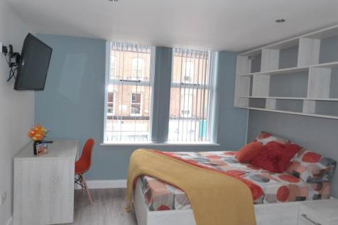 THE OLD POST OFFICE, ORMSKIRK,. Studio flat