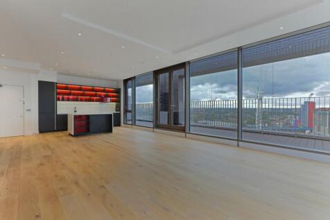 Kent Building, London City Island, London, E14. 3 bedroom apartment