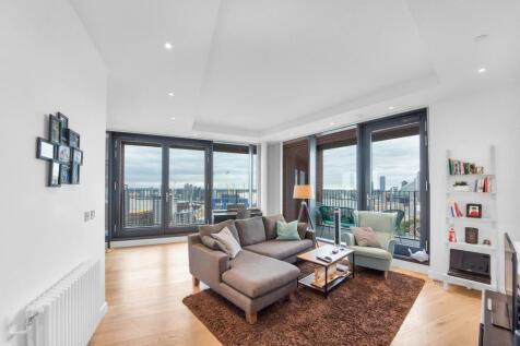 Modena House, London City Island, London, E14. 3 bedroom apartment for sale