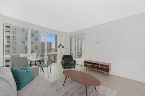Royal Captain Court, Blackwall Reach, London, E14. 1 bedroom apartment