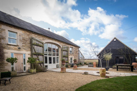 North Barn, Exton. 4 bedroom barn conversion for sale
