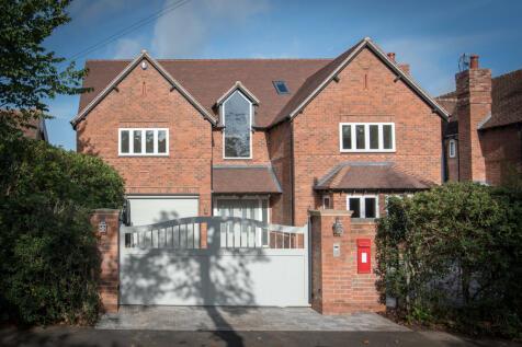 Avenue Road, Dorridge. 7 bedroom detached house for sale