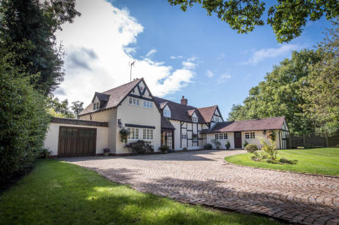 Rising Lane, Lapworth. 4 bedroom detached house for sale