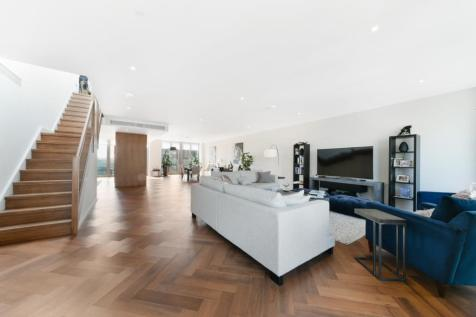 Capital Building, Embassy Gardens, Nine Elms, London, SW11. 3 bedroom apartment for sale