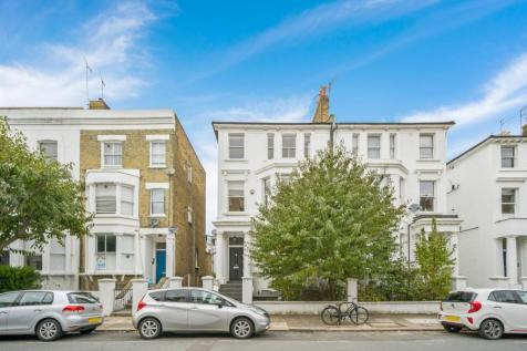Netherwood Road, Brook Green, London, W14. 4 bedroom maisonette for sale