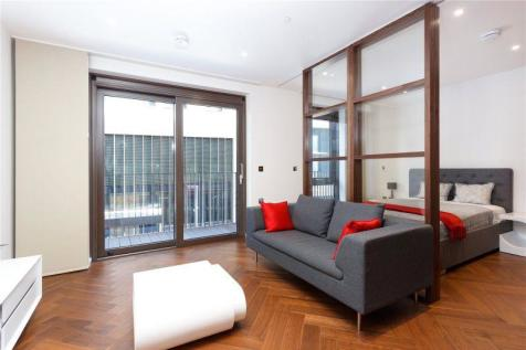Embassy Gardens, Capital Building, Nine Elms, SW11. Studio apartment