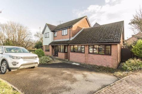 Oakleigh Court, Cwmbran - REF# 00012291. 4 bedroom detached house for sale