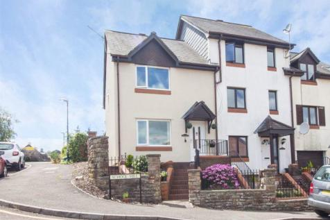 School Hill, Chepstow - REF#00005704. 3 bedroom end of terrace house for sale