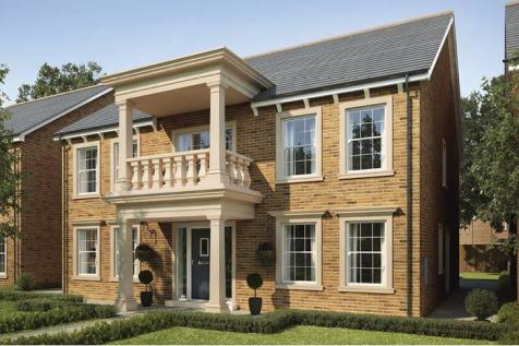 Plot 70, Mansion Gardens, Penllergaer, Swansea. 5 bedroom detached house
