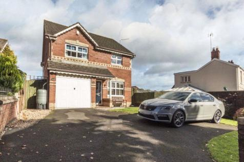 Stokes Drive, Ponthir - REF# 00009525. 4 bedroom detached house for sale