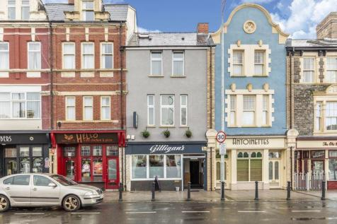 Commercial Road, Newport - REF# 00008725. 2 bedroom terraced house for sale