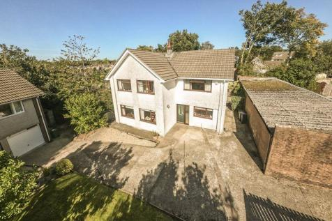Cae Rhedyn, Cwmbran. 4 bedroom detached house for sale