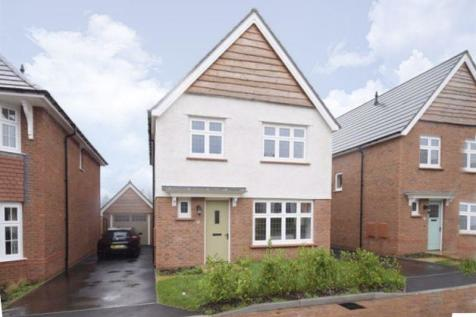 The Maltings, Cwmbran - REF#00009324. 3 bedroom detached house