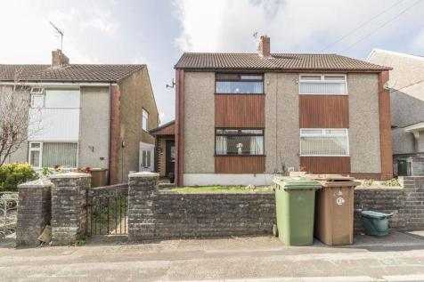Llwyn On Close, Caerphilly REF#00011283. 3 bedroom semi-detached house
