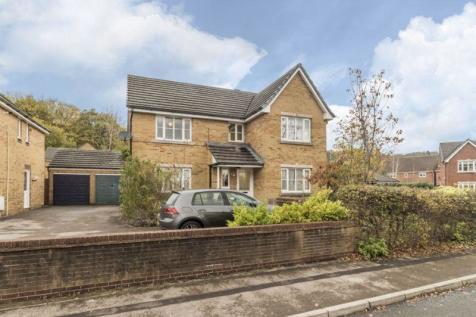 Lilac Grove, Newport. 4 bedroom detached house for sale