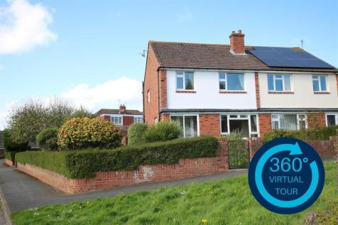 Cowley, Exeter, Devon. 3 bedroom semi-detached house