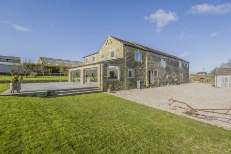Birdsedge Lane, Birdsedge, Huddersfield. 5 bedroom barn conversion for sale
