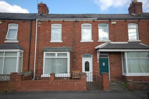 Edward Street, Gilesgate. 2 bedroom terraced house
