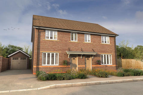 Parkers Road, Crewe, Cheshire, CW1 4GA. 3 bedroom semi-detached house