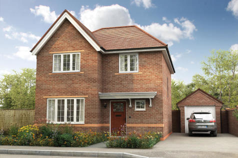 Parkers Road, Crewe, Cheshire, CW1 4GA. 4 bedroom detached house for sale