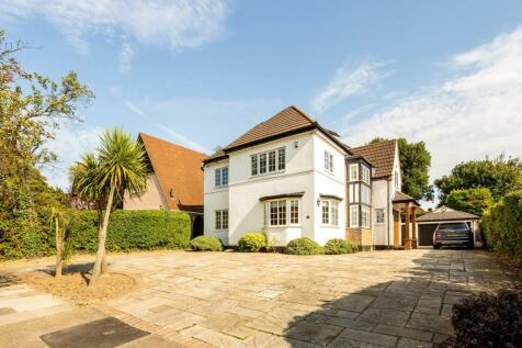 Whitecroft Way, Beckenham, BR3. 5 bedroom detached house