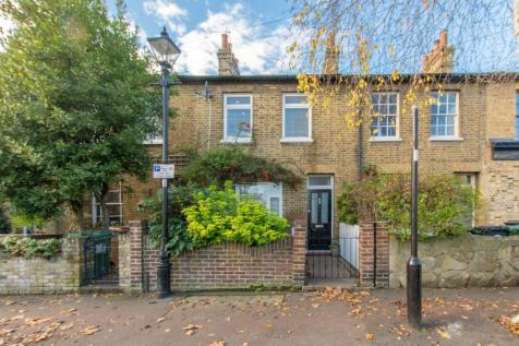 Beulah Road, Walthamstow Village, London, E17. 2 bedroom house for sale