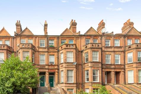 Canfield Gardens, South Hampstead, London, NW6. 2 bedroom flat