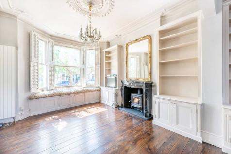 Harvist Road, Queen's Park, London, NW6. 4 bedroom terraced house for sale