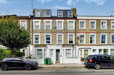 Iverson Road, West Hampstead, London, NW6. 1 bedroom flat