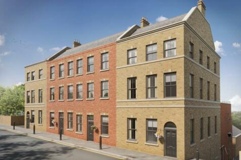 Plot 22, Churchgate Mews, Stockport Town Centre. 3 bedroom apartment
