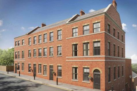 Plot 10, Churchgate Mews, Stockport Town Centre. 2 bedroom apartment for sale