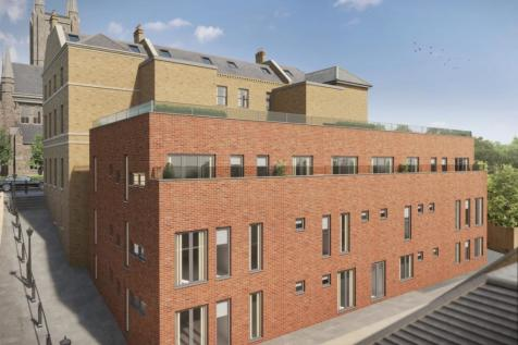 Plot 4 Churchgate Mews, Stockport Town Centre. 2 bedroom apartment for sale