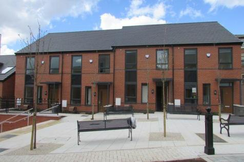 4 Silk Close, Stockport, Greater Manchester, SK1. 3 bedroom town house