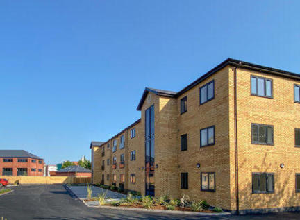 Constable Court, Foxhill Road East, Nottingham, Nottinghamshire, NG4 1RW. 1 bedroom apartment