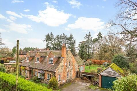 Crooksbury Road, Farnham, Surrey, GU10. 4 bedroom detached house for sale