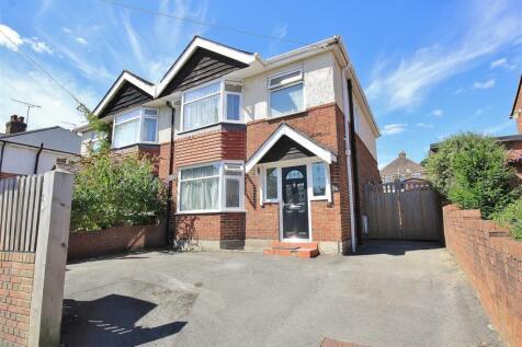 Richmond Road, Lower Parkstone, Poole. 3 bedroom semi-detached house