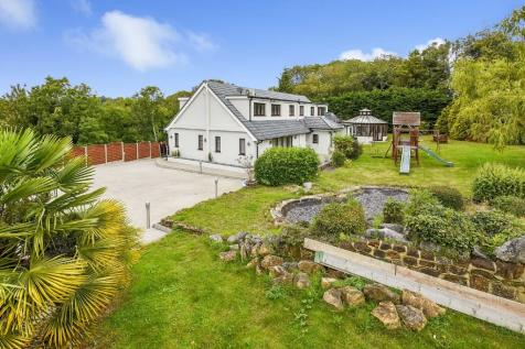 New Road Hill, Downe, Kent, BR6. 4 bedroom detached house for sale