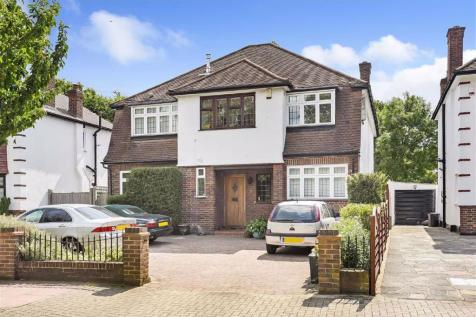 Bourne Way, Hayes, Kent. 5 bedroom detached house for sale