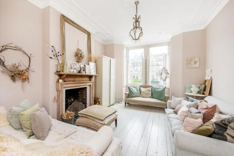 Kempe Road, London, NW6. 4 bedroom terraced house for sale