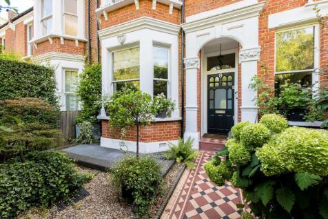 Milman Road, London, NW6. 7 bedroom terraced house