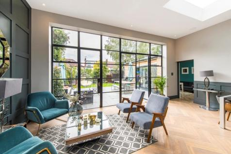 Leighton Gardens, Kensal Rise, London, NW10. 6 bedroom semi-detached house for sale