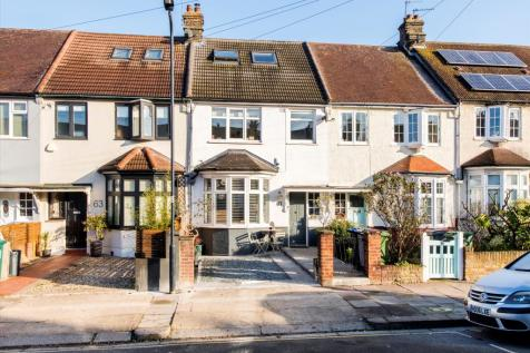 Doyle Gardens, London, NW10.. 4 bedroom terraced house for sale